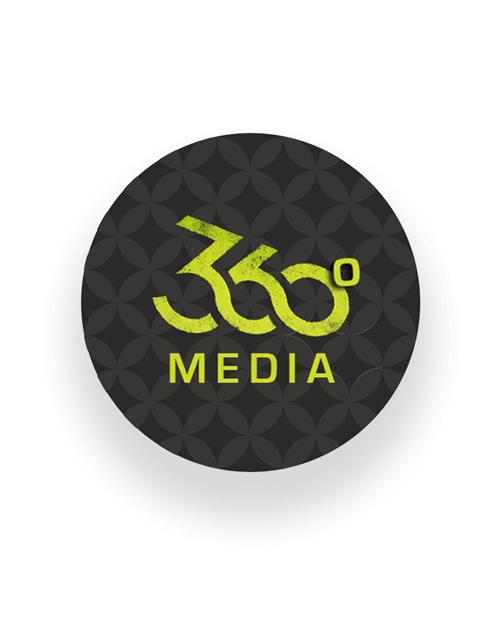 360° MÉDIA's logo